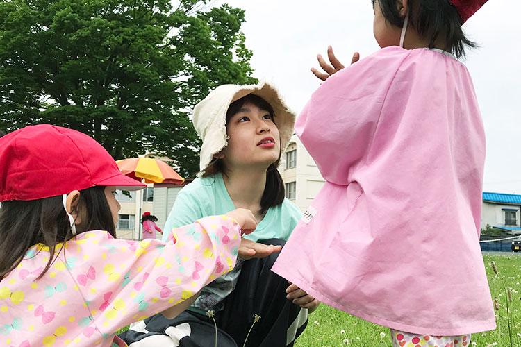 柴田学園大学短期大学部 保育科 保育士課程